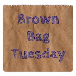 frugal simple brown bag lunch
