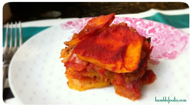 butternut squash lasagna paleo gluten free dairy free
