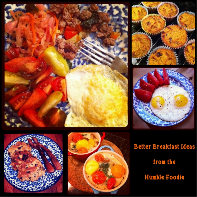 paleo gluten free better breakfast ideas from the humble foodies