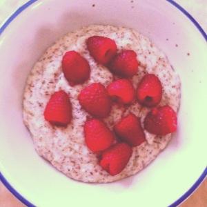 coconut porridge gluten free diary free paleo