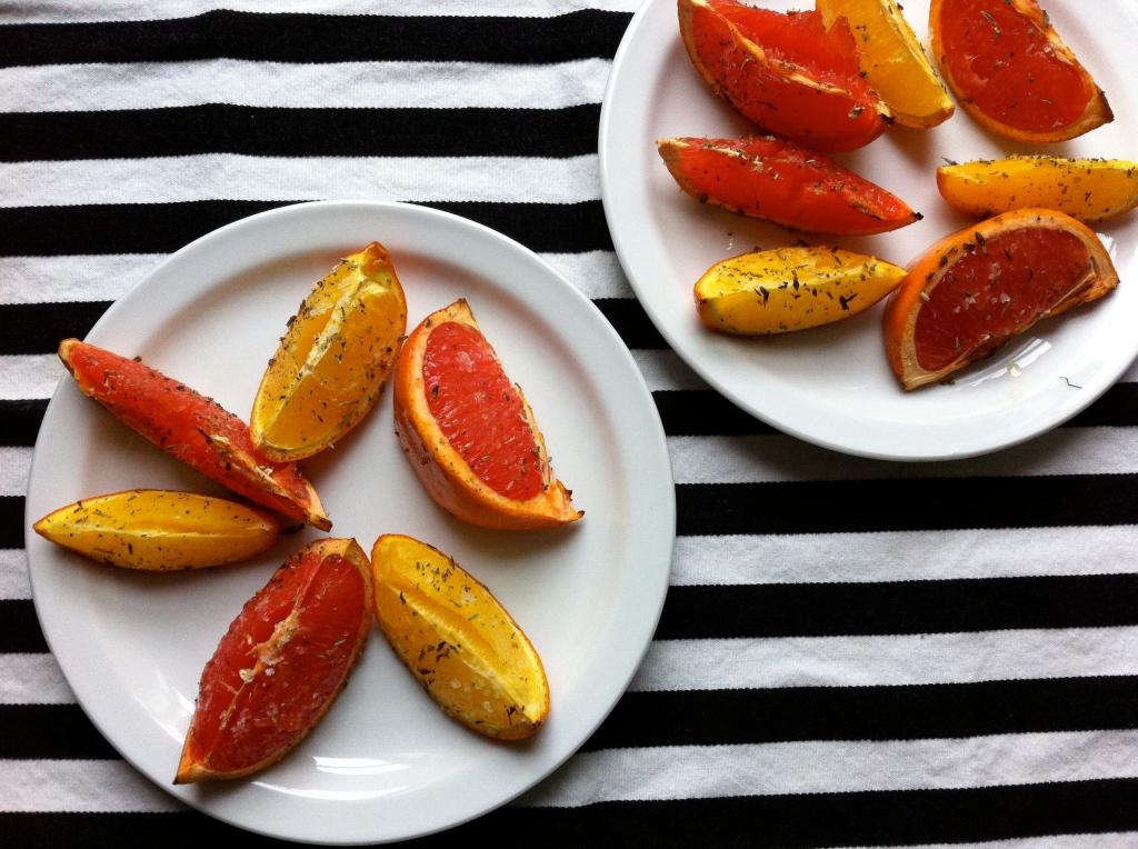 roasted citrus