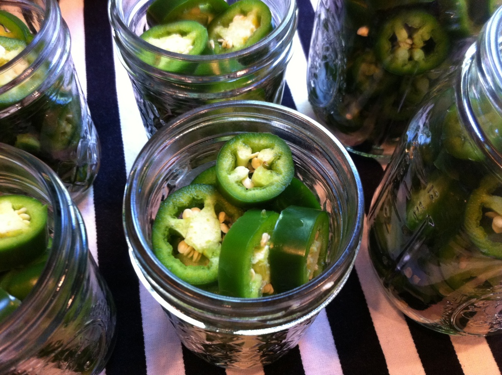 pickled canned jalapeno peppers