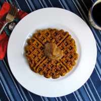 New Recipe on Jaybird: Sweet Potato Waffles